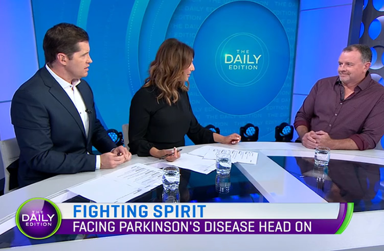 Fighting Parkinson's Disease